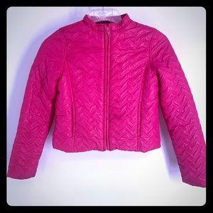 Pink Gymboree Winter Snow Jacket Girls L 10-12